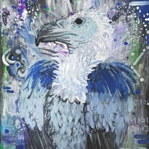 Chantal Dorval - Cultured Vulture