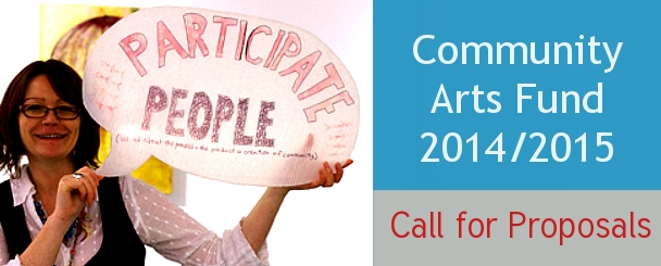 Call for Proposals: CACV Downtown Eastside Community Arts Fund Program 2014/2015