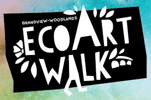 EcoArtWalk Logo