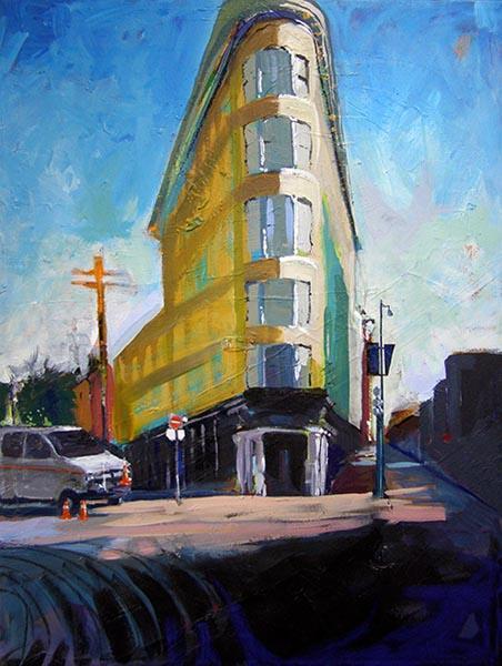 Hotel Europe by Leef Evans, artist