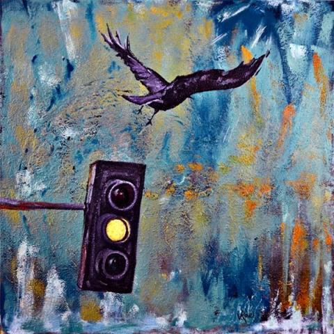 Point of No Return by Vicki Lynn Rae, artist
