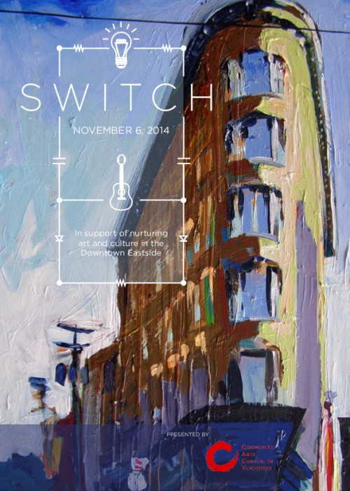 SWITCH 2014 Poster