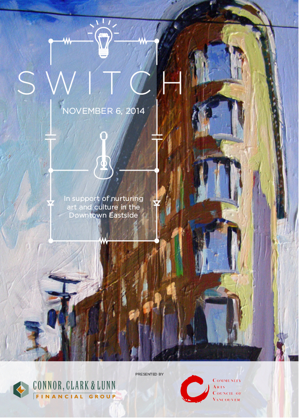 SWITCH Logo invite