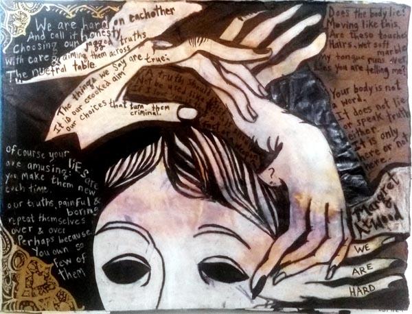 Untitled by Rachel Anderson, artist