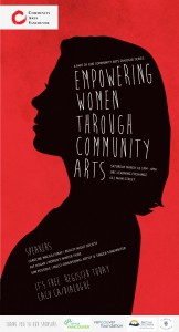 Empowering Women Through Community Arts