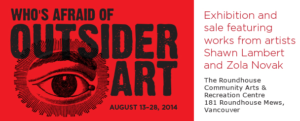 Who's Afraid of Outsider Art Event