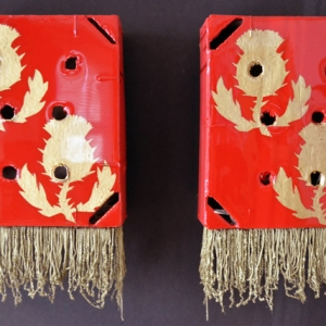 Brooklyn Fink, Two Iterations of Gules