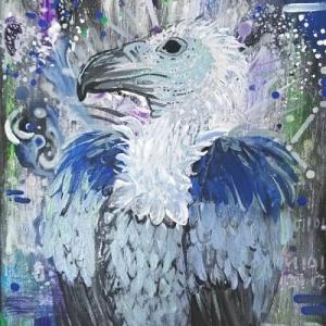 Chantal Dorval - Cultured Vulture