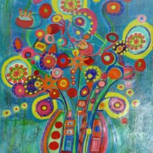 Julia Russell, Flowers in Love