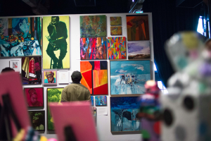 Vancouver Outsider Arts Festival 2017. Photo by Sophia Dagher