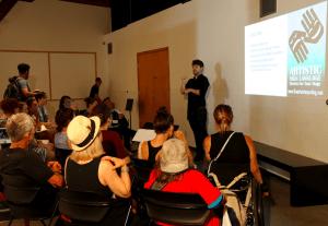 Landon Krentz, Disability Justice Workshop